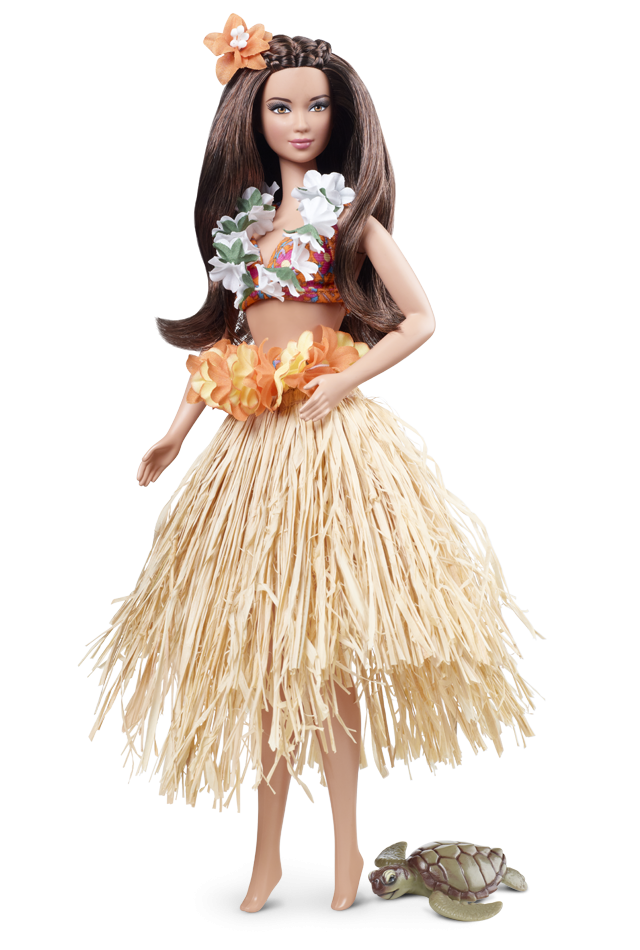 Barbie Dolls Collection Images Hawaii Usa Barbie Doll 2012 Hd