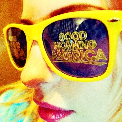 nyasi, nyasi kavu Williams ~ Good Morning America!