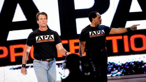 Heath Slater vs Lita (and Legends)