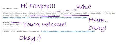 Hi Fanpop!