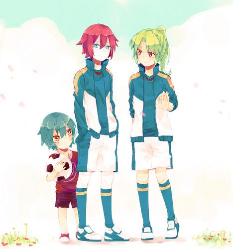 Hiroto, Midorikawa & Kariya