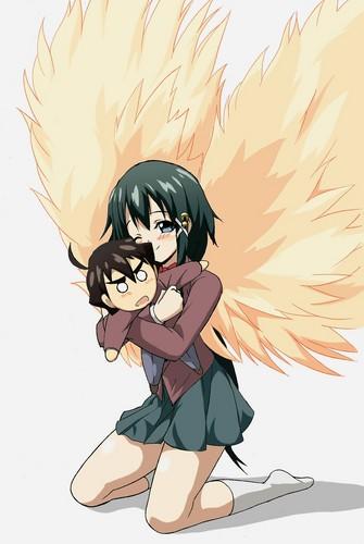 Hiyori and Tomoki