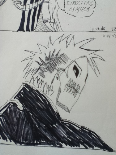 Hollow Ichigo