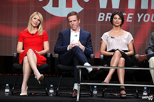 Homeland Cast @ TCA 2012 Panel
