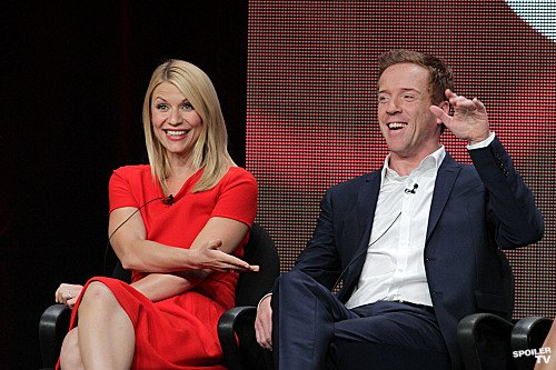 Homeland Cast @ TCA 2012 Panel
