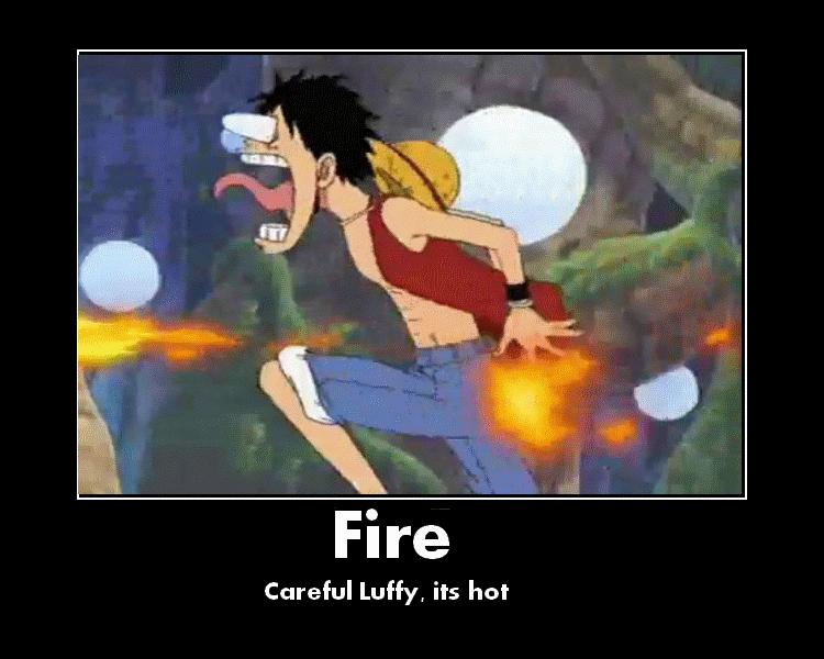 Hot Luffy