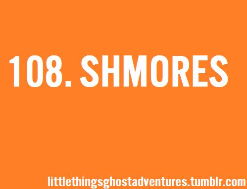 How Nick pronounces S'mores