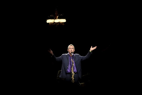 """Hugh Laurie - Coliseu Dos Recreios"""" Lisboa 31.07.2012"""