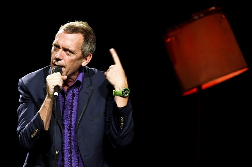 "Hugh Laurie - Coliseu Dos Recreios"" Lisboa 31.07.2012 - hugh-laurie Photo"