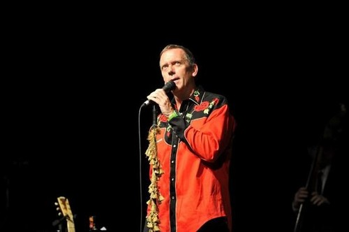 "Hugh Laurie 음악회, 콘서트 at the ""Teatro Arteria Parallel(Barcelona) 26.07.2012"