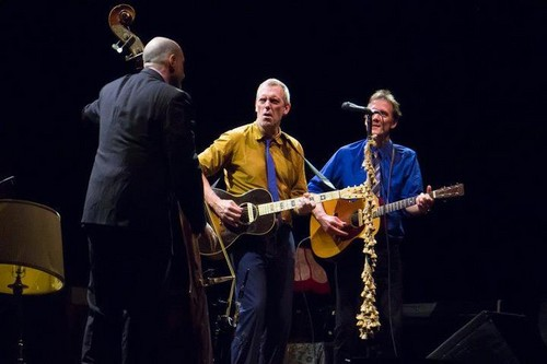 "Hugh Laurie- concert at the ""Teatro Circo Price"" - Madrid. 27.07.2012 - hugh-laurie Photo"
