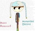 Human Discord - discord-my-little-pony-friendship-is-magic fan art