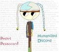Human Discord - discord-my-little-pony-friendship-is-magic fan art