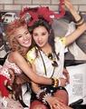 Hyoyeon & Seohyun @ NYLON magazine