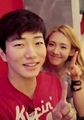Hyungsuk & Hyoyeon Selca