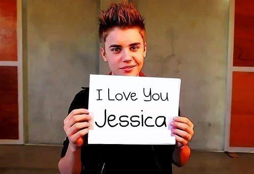 I tình yêu bạn Jessica