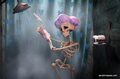 I'm just a skeleton taking a shower! - hotel-transylvania photo