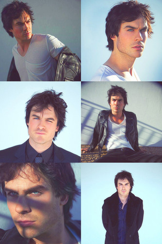 Ian - ian-somerhalder Fan Art