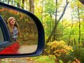 In the mirror - photography photo