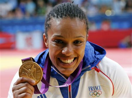 JUDO: Lucie Decosse wins gold for France