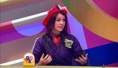 Jade Ramsey on Figure it out 2