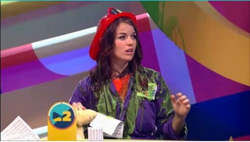 Jade Ramsey on Figure it out