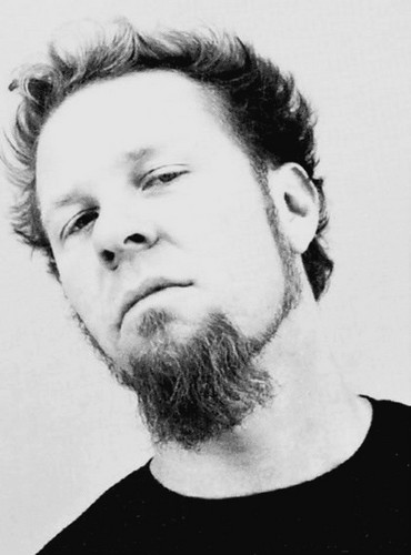 James Hetfield wallpaper possibly with a jersey and a portrait called James