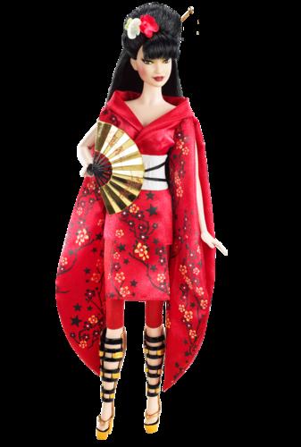 Barbie: Dolls Collection wallpaper titled Japan Barbie® Doll 2010