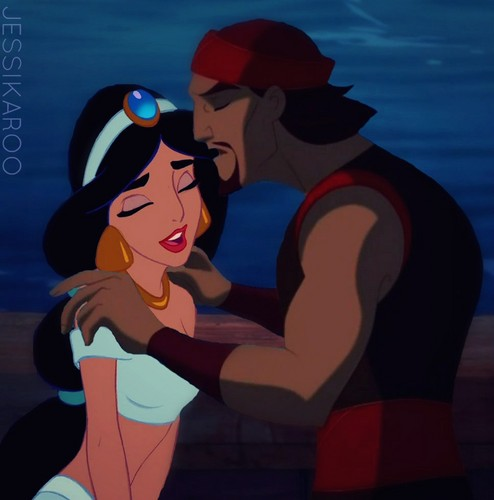 jasmin and Sinbad