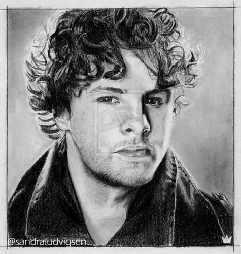 नीलकंठ, जय, जे Mcguiness Drawing <3