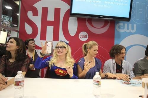 Jeanne Tripplehorn, Kirsten, AJ & Matthew