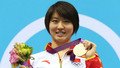 Jiao Liuyang of China wins olympic 200m butterfly gold