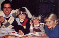 Joey and his family - joey-lawrence photo