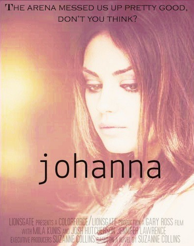 Johanna Mason fan Art