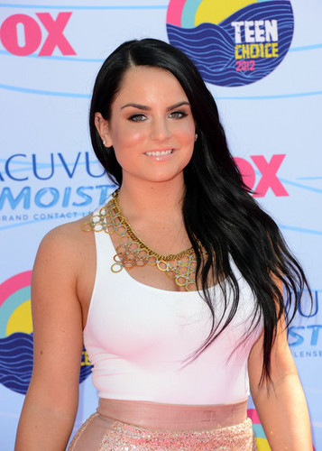 Jojo -Teen choice awards 2012