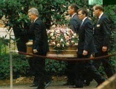 JonBenet Ramsey Funeral 12-31-1996