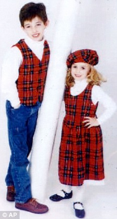 JonBenet and her brother Burke  - jonbenet-ramsey Photo
