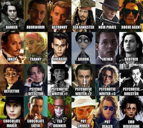 Jonny Depp