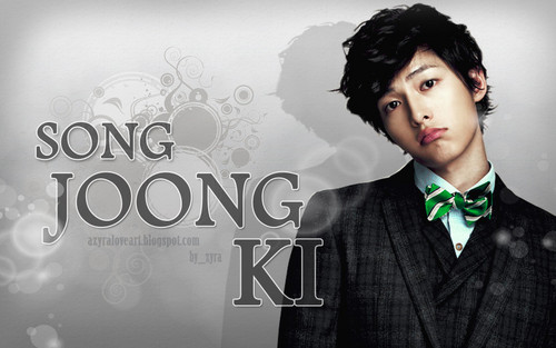 Song Joong Ki Wallpaper With A Business Suit And Entitled