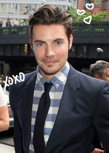 Josh Henderson wallpaper containing a business suit and a suit titled Josh Henderson