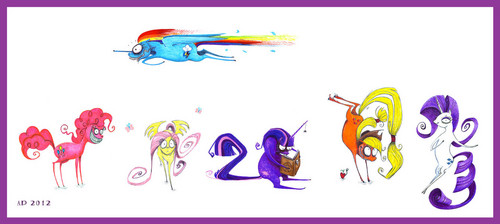 Just Some Random pony Pictures! :D