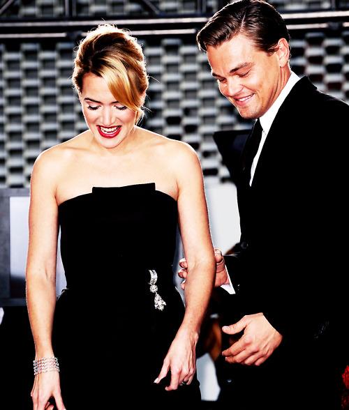 K&L - Kate Winslet and Leonardo DiCaprio Photo (31663265 ... Leonardo Dicaprio And Kate Winslet