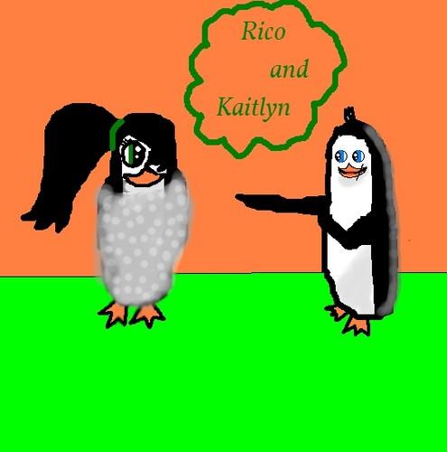 Kaitlyn and Rico!!! :D
