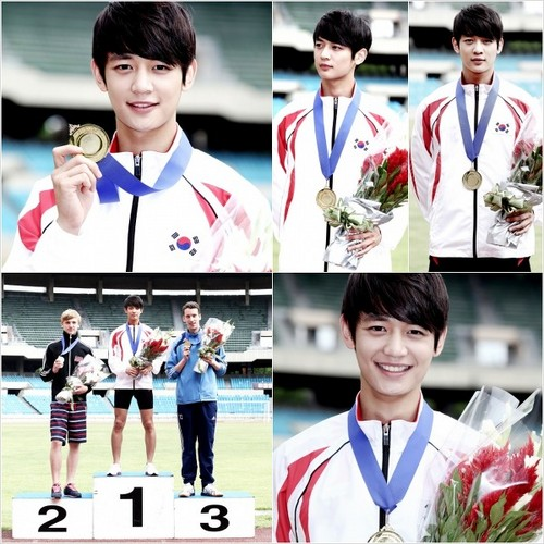 To The Beautiful You wallpaper containing a kimono titled Kang Tae-Joon