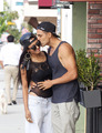 Kat Graham candids 2012 - katerina-graham photo