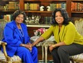 Katherine Jackson And Oprah Winfrey - michael-jackson photo