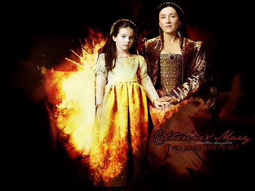 Katherine & Mary