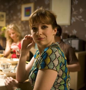 Katherine as Jen Barber in The IT Crowd