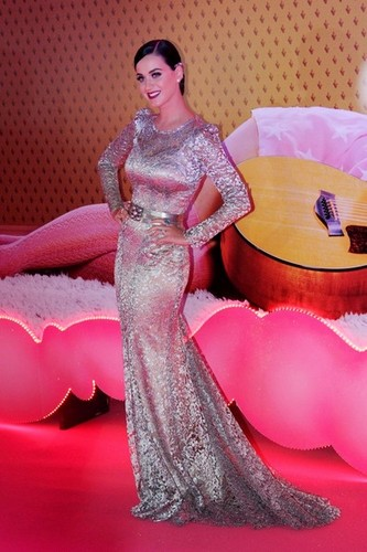 Katy Perry attends 'Katy Perry: Part of Me' Premiere in Rio de Janeiro [July 30, 2012]