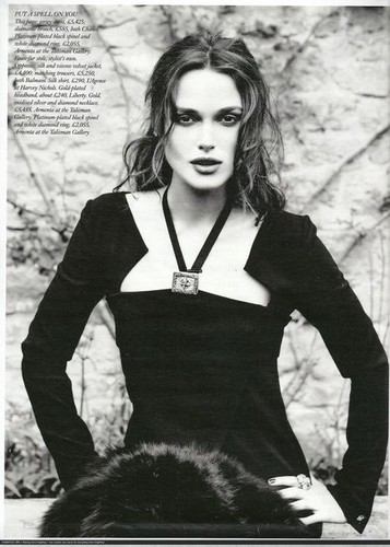 Keira Knightley - demolitionvenom Photo